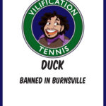 Duck Washington : Vil's Token Minority